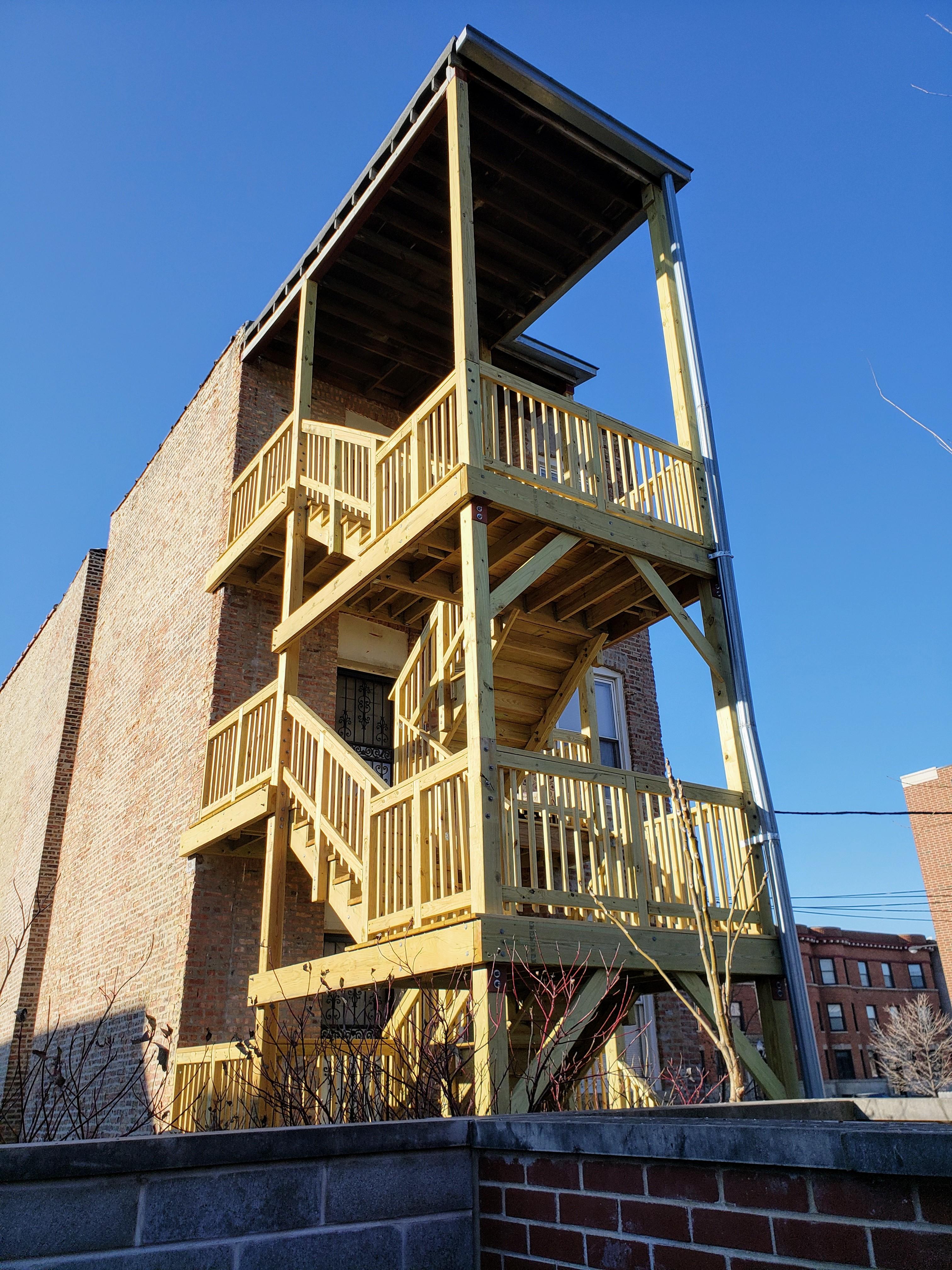 Porch Building/Repair