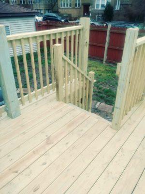 Porches deck repair multi unit violation Chicago Inspectors